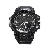 Часы спортивные Skmei 1155B Black-White, фото 3