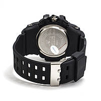 Часы спортивные Skmei 1155B Black-White, фото 4