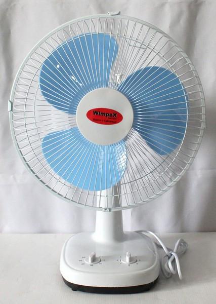 Настольный вентилятор wimpex WX-1203