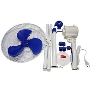 Підлоговий вентилятор WIMPEX WX-1611 вентилятор побутовий, підлоговий вентилятор, фото 2