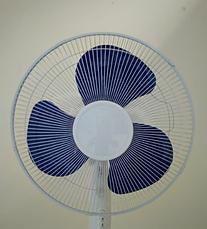 Напольный вентилятор WIMPEX WX-1607 вентилятор бытовой, напольный вентилятор, фото 3