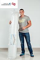 Матрас безпружинный «Люкс» «с памятью» Andersen™ в вакуумной упаковке