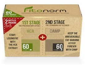 Fitonorm (Фитонорм) – капсули для схуднення