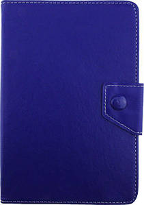 "Чехол-книжка TOTO Book Cover button Universal 7"" Dark Blue #I/S"