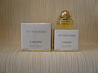 Lancome - Attraction (2003) - Парфюмированная вода 11 мл (пробник) - Редкий аромат, снят с производства