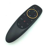 Пульт управления Air Mouse G10S Black с гироскопом и голосовым набором для Смарт ТВ