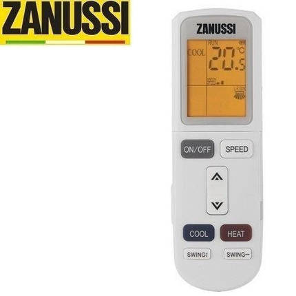 Кондиционер- Zanussi Paradiso ZACS-18HPR/A15, фото 2