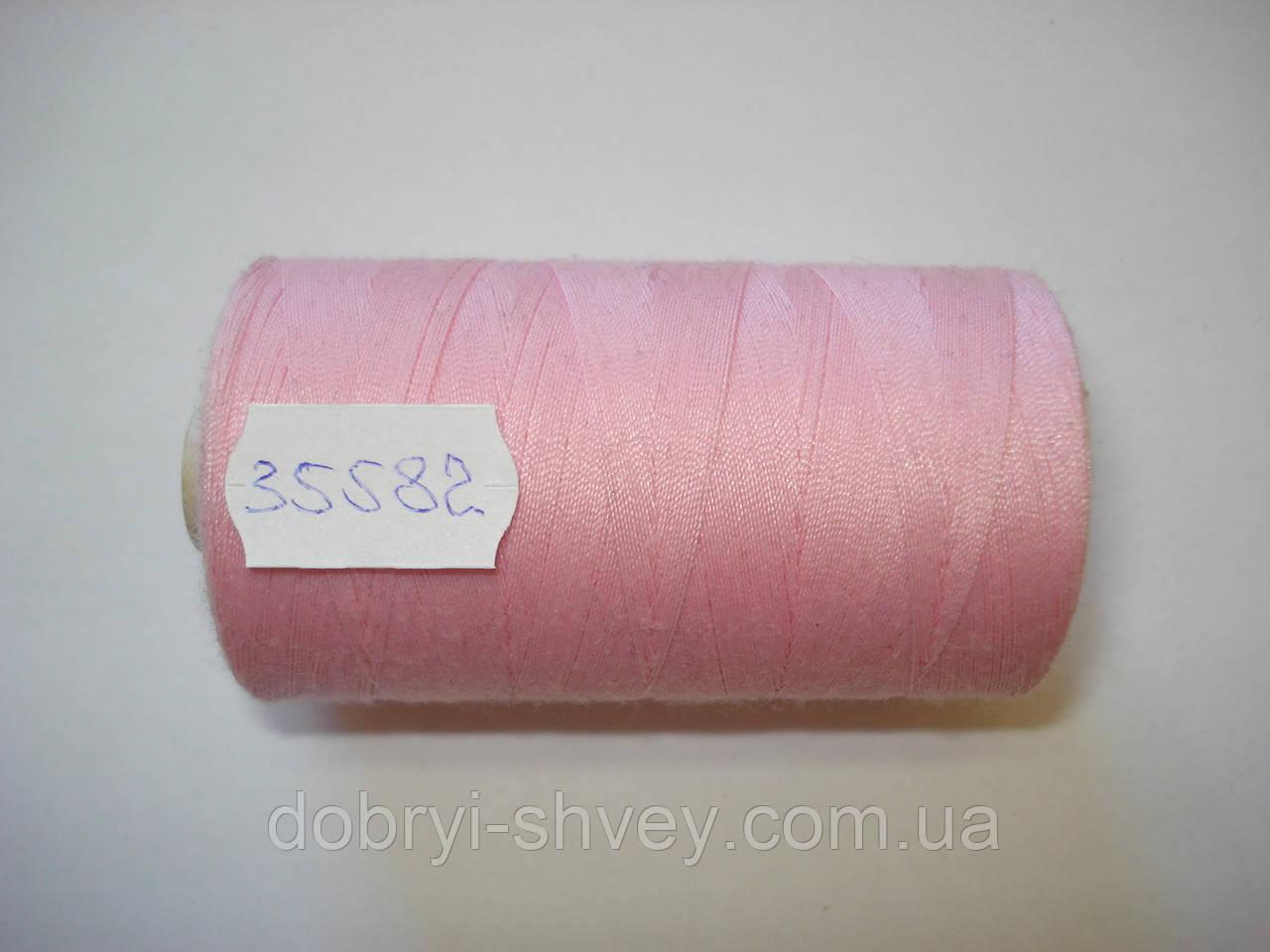 Нитка ALTERFIL №80 1000м.col 35582 розовый (шт.)