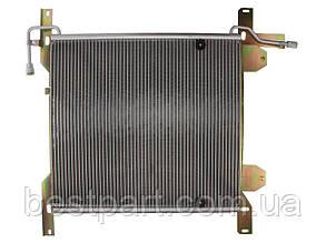 Радіатор кондиціонера для вантажівки DAF 95 XF, XF 95 01.97-