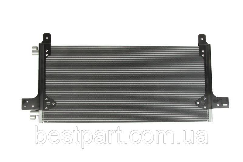 Радіатор кондиціонера для вантажівки MAN E200, TGA, TGL, TGM, TGS, TGX 04.2000-