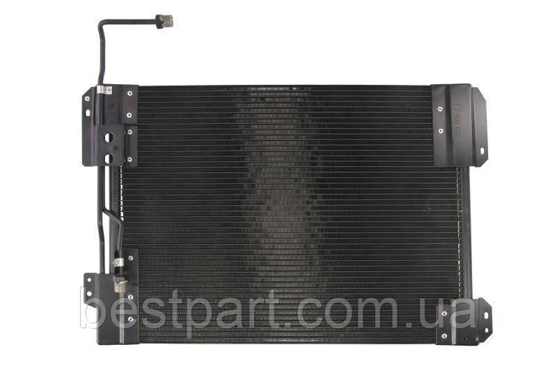 Радіатор кондиціонера для вантажівки MERCEDES-BENZ  AXOR 1,  AXOR 2 01.2002-