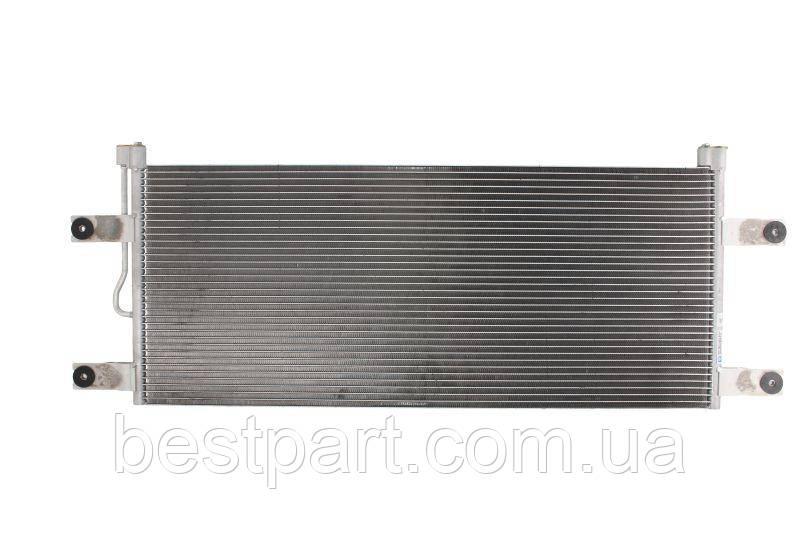 Радіатор кондиціонера для вантажівки MERCEDES-BENZ ACTROS MP4, ANTOS, AROCS 07.2011-
