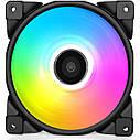 Кулер для процессора PcСooler GI-D56V Halo RGB TDP 160 Вт, фото 6