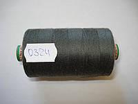 Нитка AMANN PAX №80 800м.col 0324 т.серый (шт.)