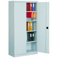 Металевий офісний шафа з дверима типу жалюзі Sbm 208