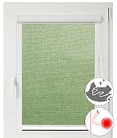 Рулонные шторы кассетные на окна Люминис 917