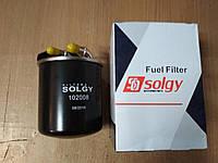 """Фильтр топливный MERCEDES SPRINTER (906) 3,5-t 2009>, VITO (W639) 2010>; """"SOLGY"""" 102008 - Испания, фото 1"""