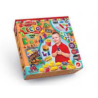 Тесто для лепки Master Do, 25 цветов, в наборе аксессуары, также форма для создания мозаики, Danko Toys