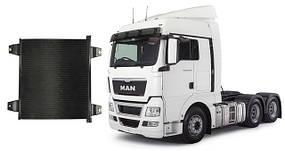 Радиатор кондиционера для грузовых автомобилей