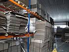 Стеллаж складской паллетный Н5000хL2700х1100 мм(пол.+3 уровня по 2300 кг на уровень), стеллаж для паллет, фото 8