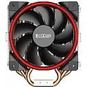 Кулер для процессора PcСooler GI-H58U Corona Red TDP 240Вт, фото 5