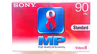 Кассета для видеокамер video 8 mm Sony MP Standart