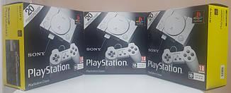 Новая игровая приставка Sony PlayStation Classic mini (SCPH-1000R)