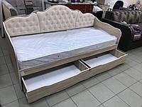 Кровать детская 200*120 Л-6 с ящиками