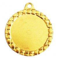 """Медаль для первоклассников 32 мм """"золото"""""""