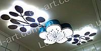 Светодиодный светильник контражурный 1800 х 700 мм  38 Вт LED-ART- 38