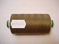 Нитка AMANN Saba c №80 1000м.col 0565 оливковый (шт.)