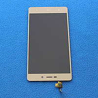 Дисплей с сенсором XIAOMI redmi 3 для телефона, золотого цвета