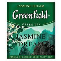 Зеленый Чай Greenfield Jasmin Dream (100 шт) Жасмин