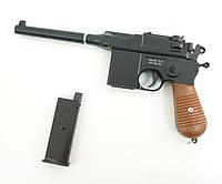 Пистолет страйкбольный Маузер С 96 (Galaxy G.12), фото 1