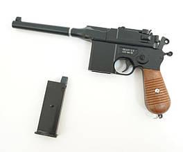 Пистолет страйкбольный Маузер С 96 (Galaxy G.12)