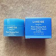 Увлажняющая ночная маска для лица Laneige - Water Sleeping Mask