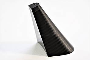 Каблук женский пластиковый 8502 р.1-3  h-8,0-8,7 см., фото 2