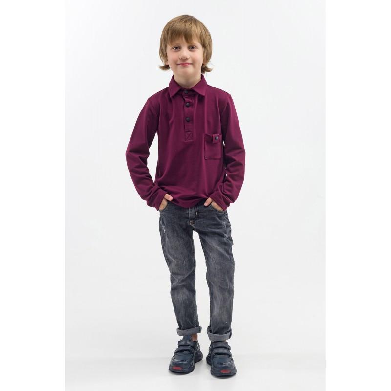 Рубашка Барни 2 РББ 2361 бордо