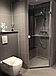 Стеклянные двери в душ Crystal, фото 3