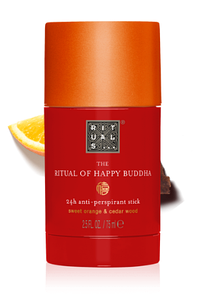 "Rituals. Дезодорант антиперспирант стик ""Happy Buddha "". 75 ml. Производство Нидерланды."