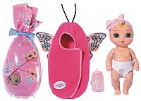 Оригинал Игровой Набор Zapf Baby Born Surprise Очаровательный Сюрприз с куклой 904060