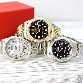Женские наручные часы в стиле Rolex  Oyster Perpetual Date Just