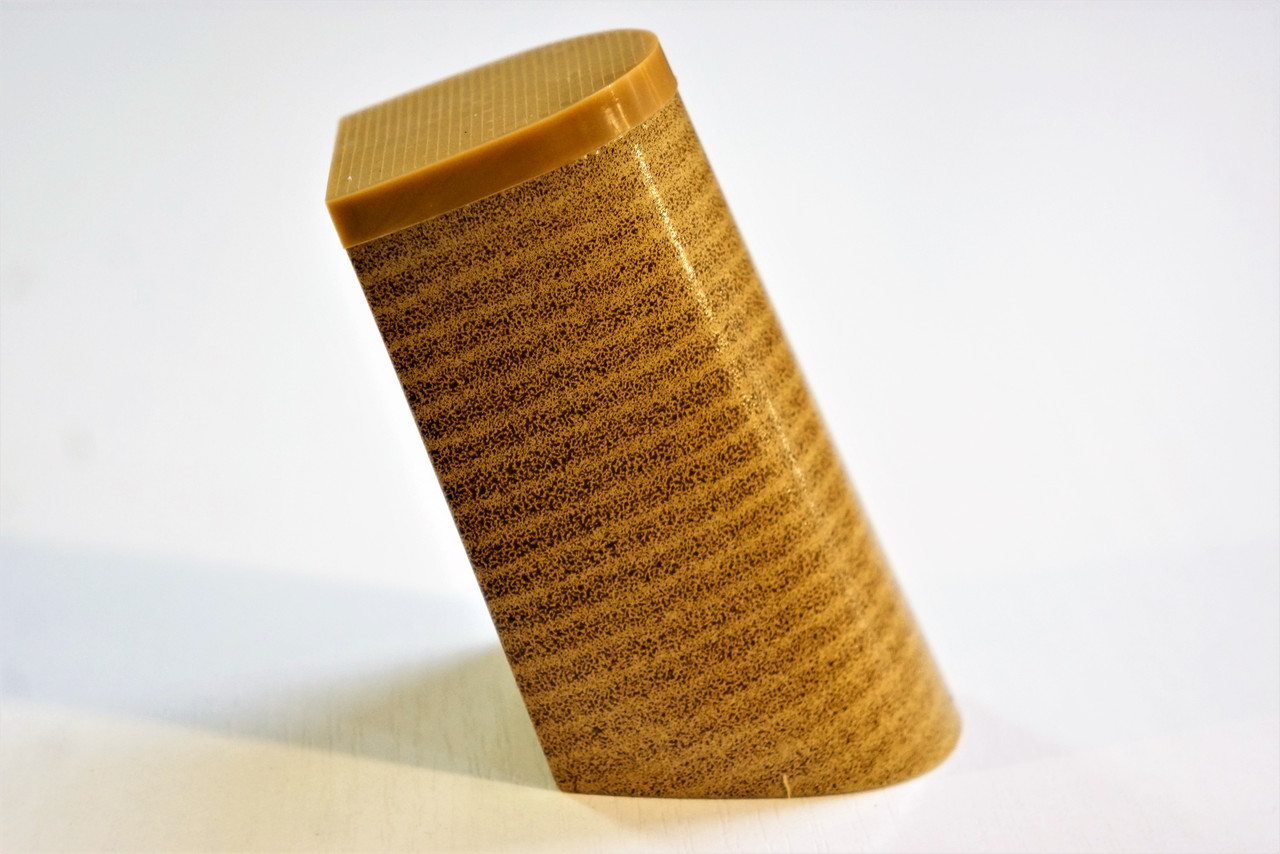 Каблук женский пластиковый 8504 Бежевый р.1-4  h-7,9-8,9 см.
