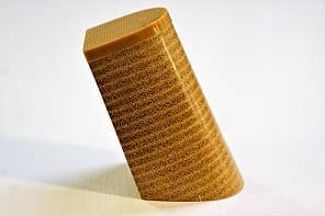 Каблук женский пластиковый 8504 Бежевый р.1-4  h-7,9-8,9 см., фото 2