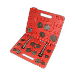 Съёмник Alloid тормозных цилиндров дисковых тормозов 18 предметов (WT04018)