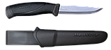 Нож Morakniv Companion Black нерж. сталь, фото 2