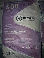 Цемент М-400 ПЦ-Б, завод. упаковка, Івано-Франківськцемент