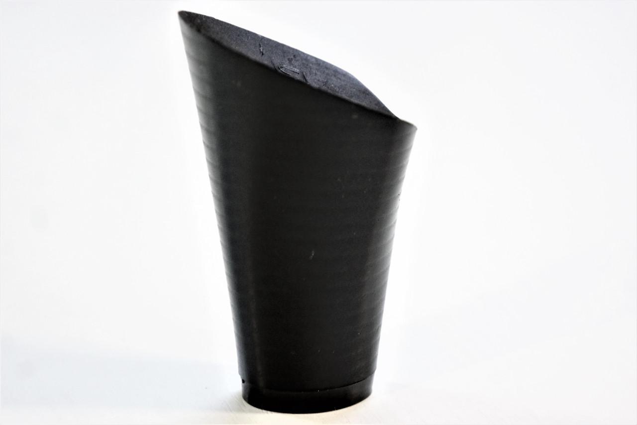 Каблук женский пластиковый 8506 р.1-3  h-7,7-8,3 см.