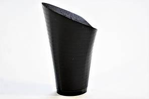 Каблук женский пластиковый 8506 р.1-3  h-7,7-8,3 см., фото 2