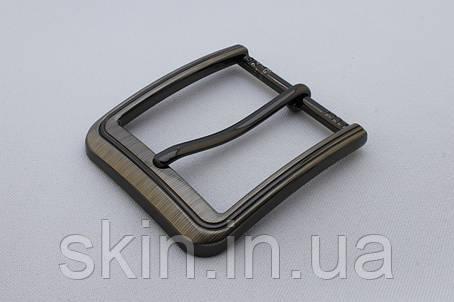 Пряжка ременная, ширина - 40 мм, цвет - сатен, артикул СК 5505, фото 2